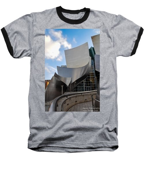 Disney Hall Baseball T-Shirt