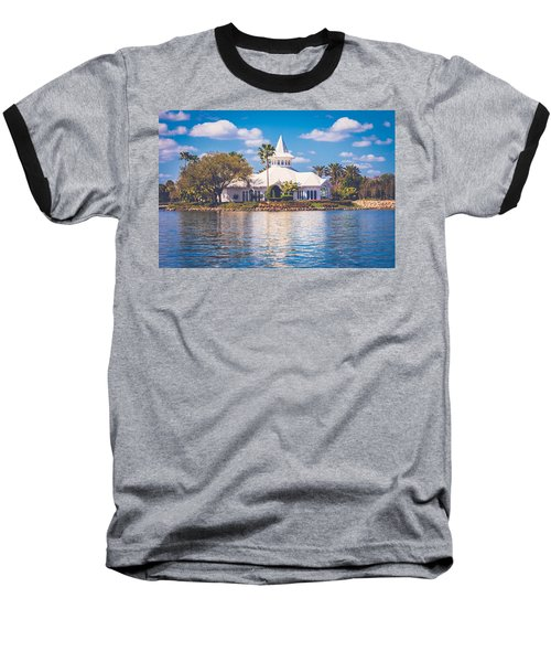 Disney's Wedding Pavilion Baseball T-Shirt