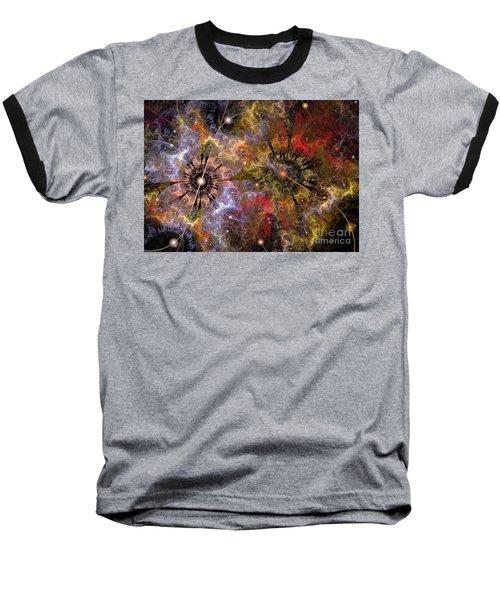 Distant Cosmos Baseball T-Shirt