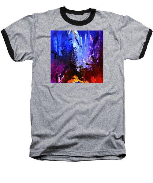 Distant Light Baseball T-Shirt by Kume Bryant