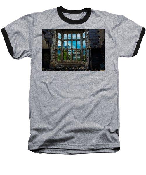 Distant Memory Baseball T-Shirt