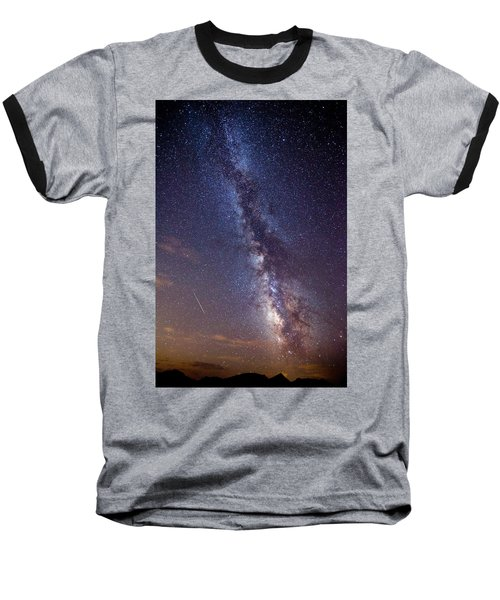 Distant Visitors Baseball T-Shirt