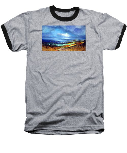 Distant Vista Baseball T-Shirt