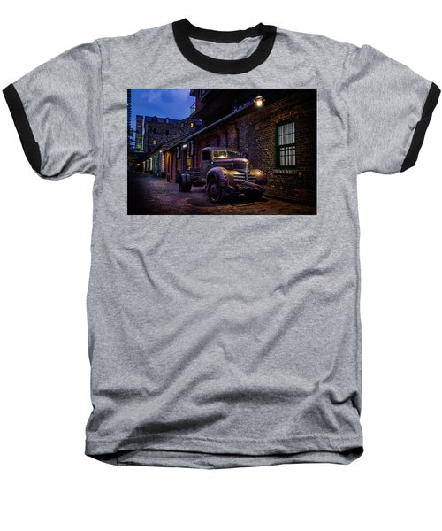 Distillery District Toronto Baseball T-Shirt