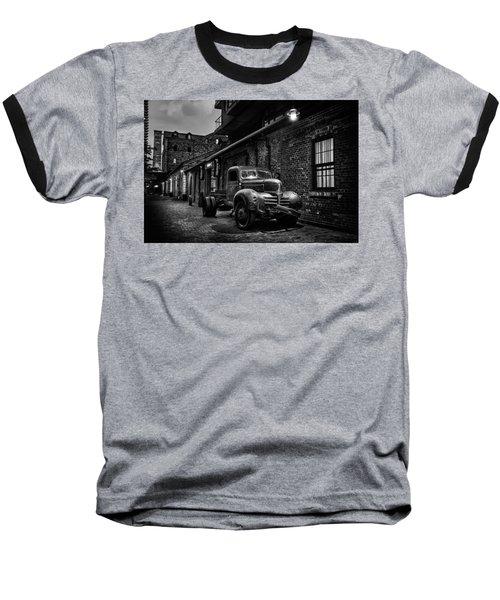 Distillery District Toronto Mono Baseball T-Shirt