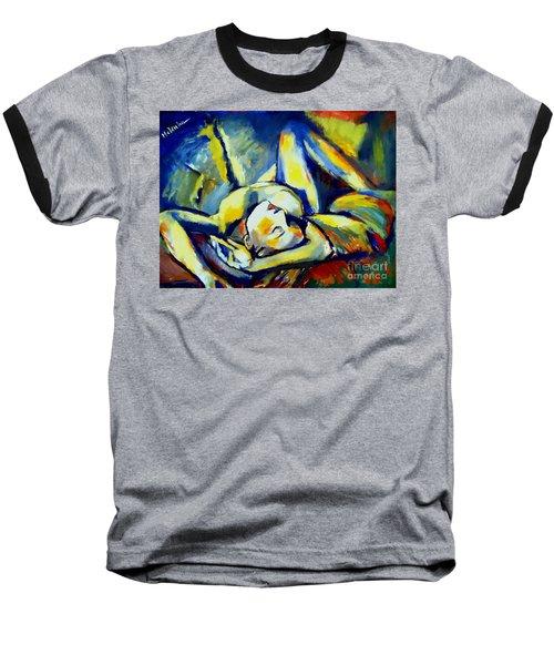 Distressful Baseball T-Shirt