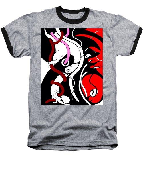 Disturbing Baseball T-Shirt