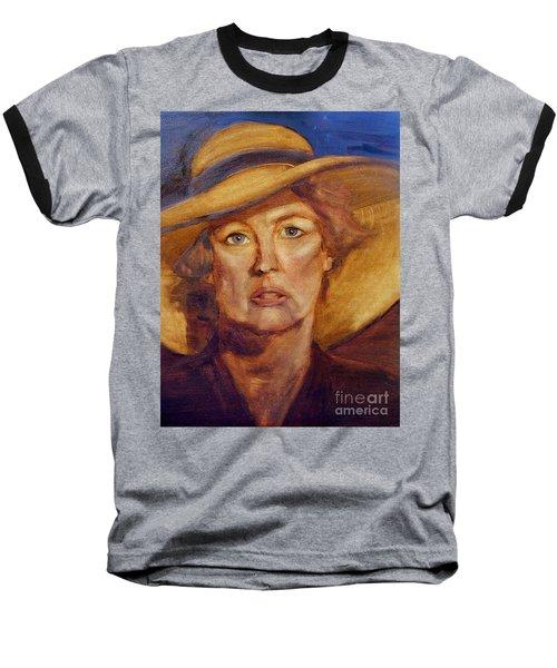 Diva Still Baseball T-Shirt
