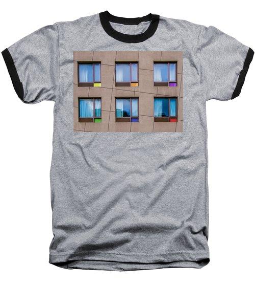 Diversity Baseball T-Shirt by Paul Wear