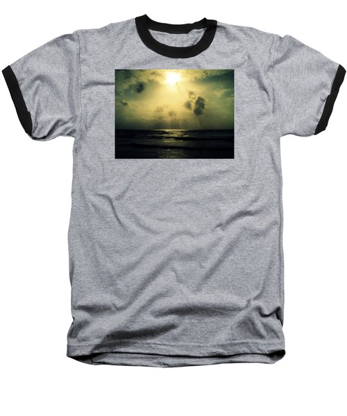 Divine Light Baseball T-Shirt by Salman Ravish