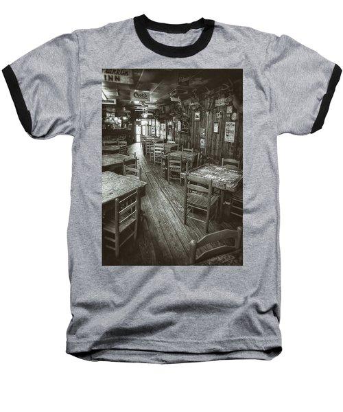 Dixie Chicken Interior Baseball T-Shirt