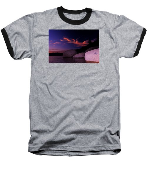 Baseball T-Shirt featuring the photograph Do You Believe In Dragons? by Sean Sarsfield