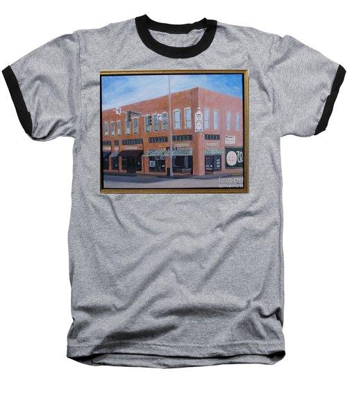 The Chavanne Building Baseball T-Shirt