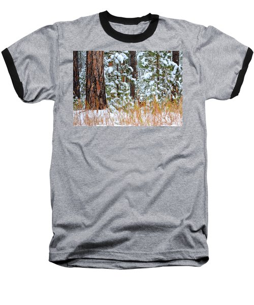 Do You See Me Baseball T-Shirt by Clarice  Lakota