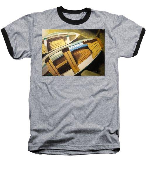 Docked Baseball T-Shirt