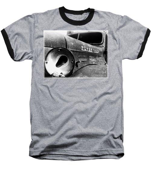 Dodge - Power Wagon 1 Baseball T-Shirt by James Aiken