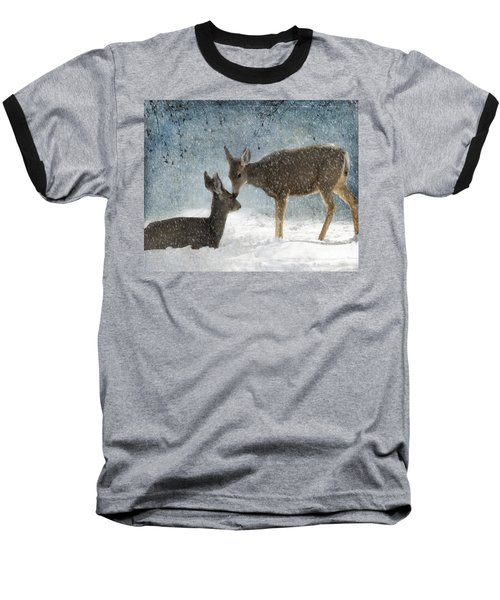 Doe A Deer Baseball T-Shirt