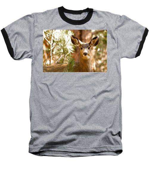 Doe Awareness Baseball T-Shirt