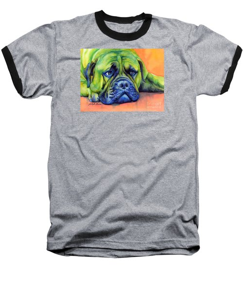 Dog Tired Baseball T-Shirt