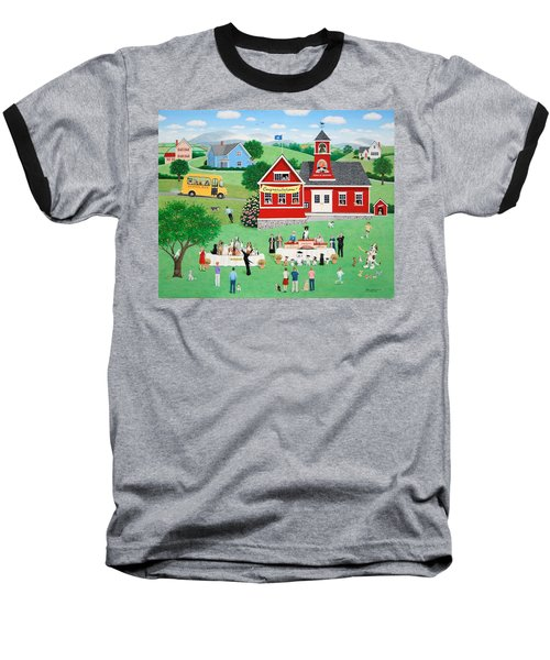 Doggie Graduation Day Baseball T-Shirt