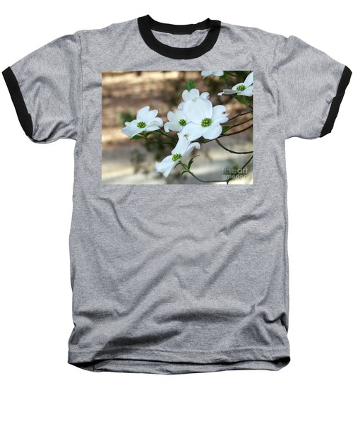 Dogwood 2 Baseball T-Shirt