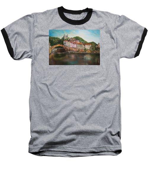 Dolceacqua Italy Baseball T-Shirt