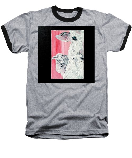 Dolly And Dot Baseball T-Shirt