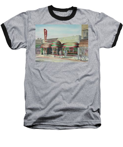 Domenicos In Long Beach Baseball T-Shirt