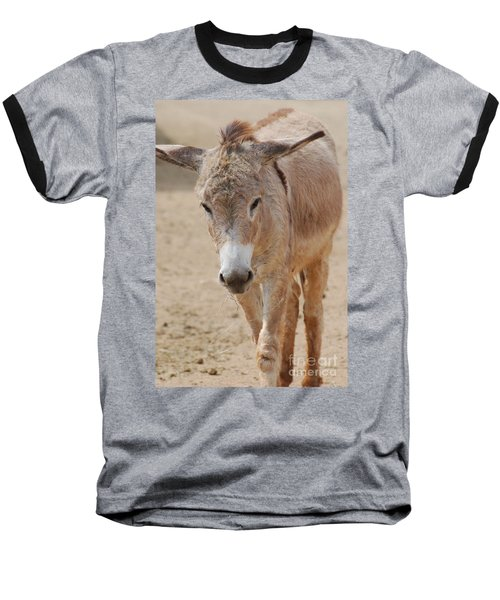 Donkey Baseball T-Shirt by DejaVu Designs