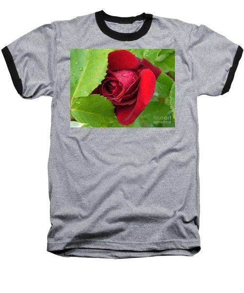Don't Cry For Me Rosanna Baseball T-Shirt by Lingfai Leung