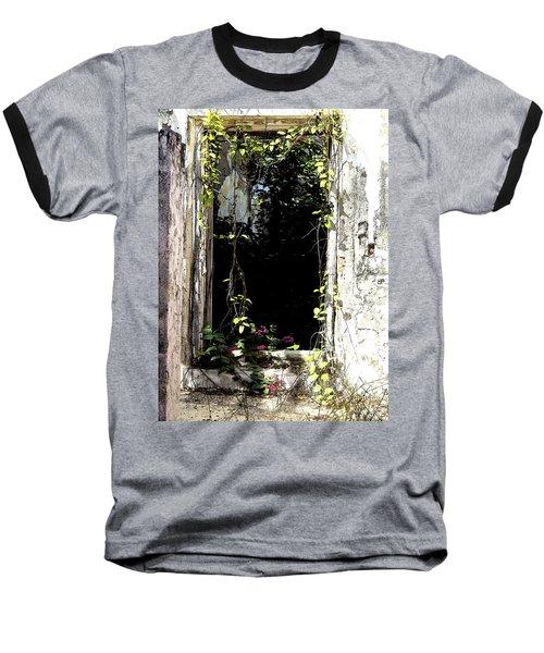 Doorway Delights Baseball T-Shirt