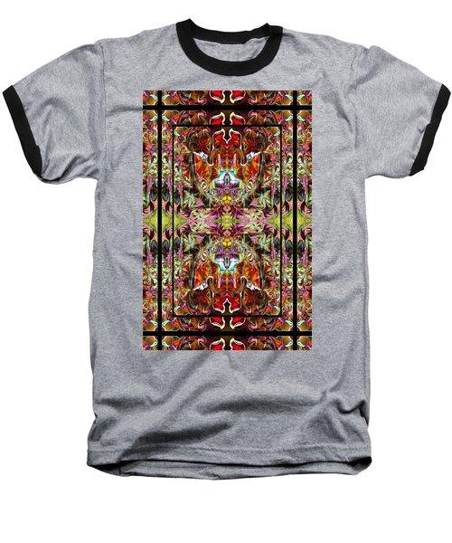 Doorways Thru Sacred Bridge Baseball T-Shirt