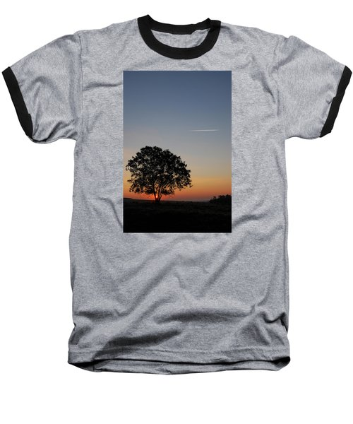 Dorset Dawn Baseball T-Shirt by Wendy Wilton
