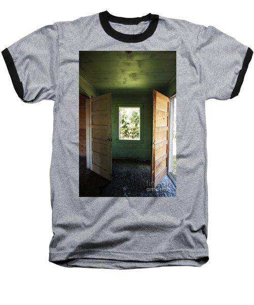 Double Entry Baseball T-Shirt