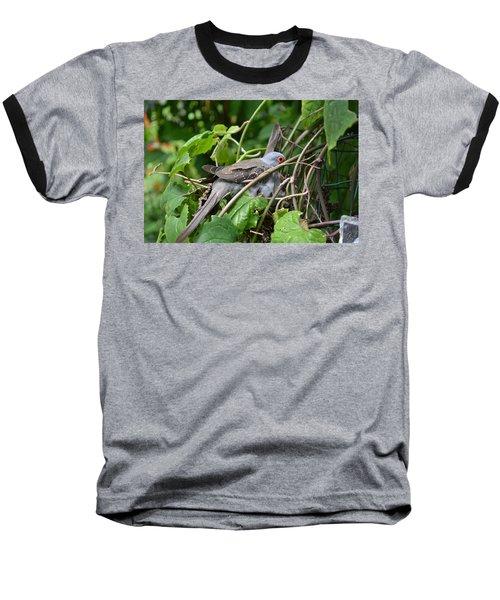 Dove Baseball T-Shirt