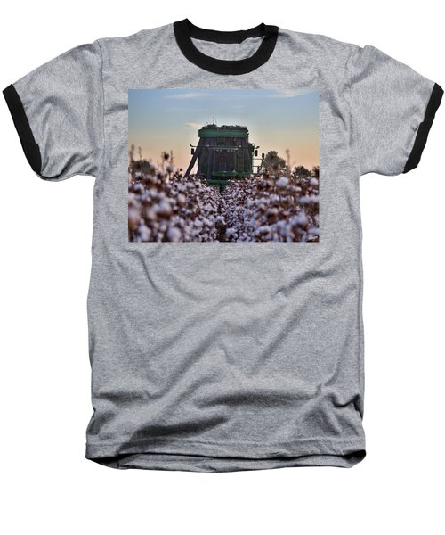Down The Row Baseball T-Shirt