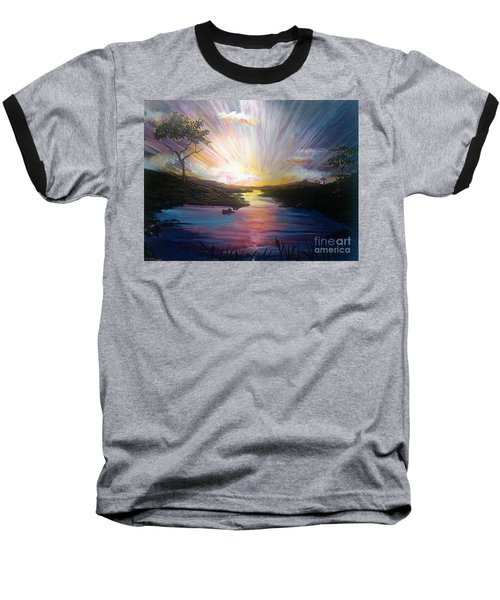 Down To The River Baseball T-Shirt