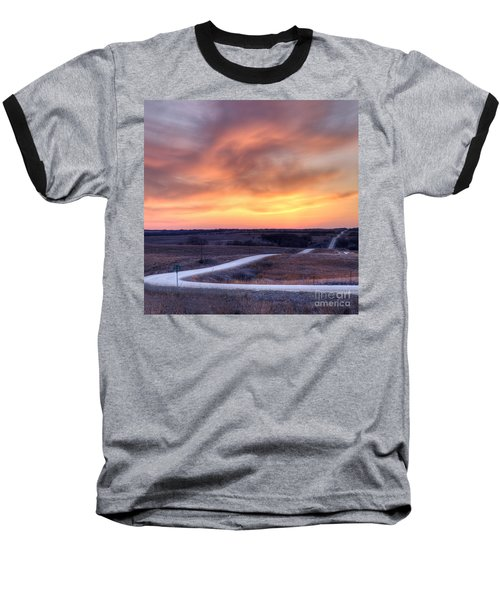 Down To The Rolling Hills Baseball T-Shirt