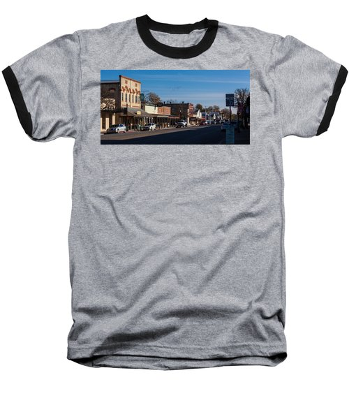 Downtown Boerne Baseball T-Shirt