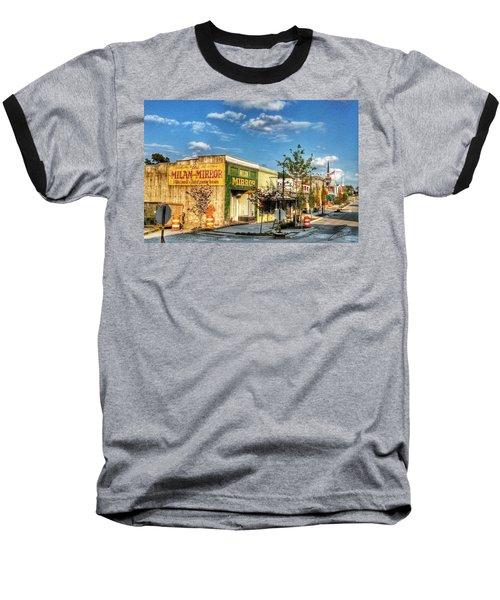 Downtown Milan Baseball T-Shirt