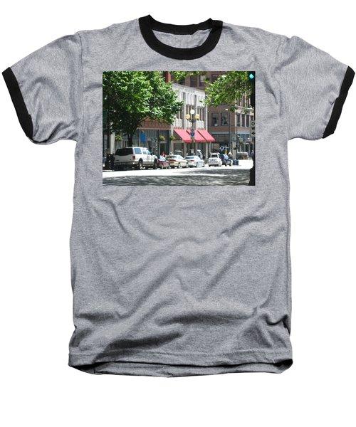 Downtown Neighborhood Baseball T-Shirt