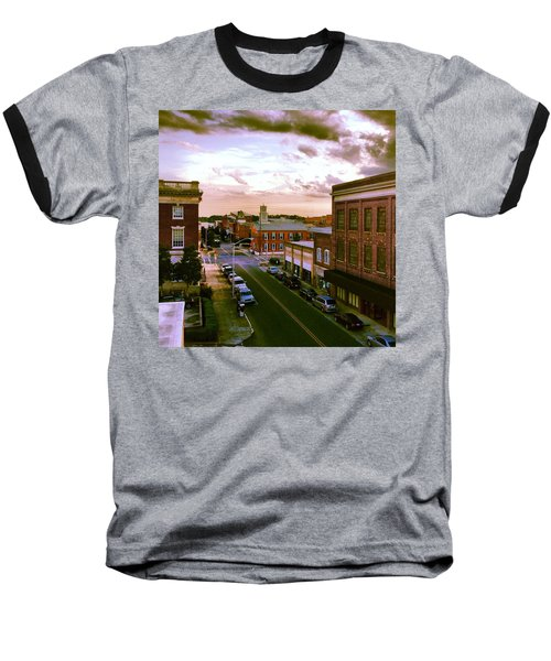 Downtown Washington Nc Baseball T-Shirt