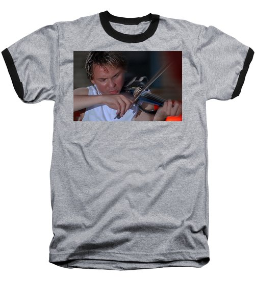 Dr. Draw Baseball T-Shirt