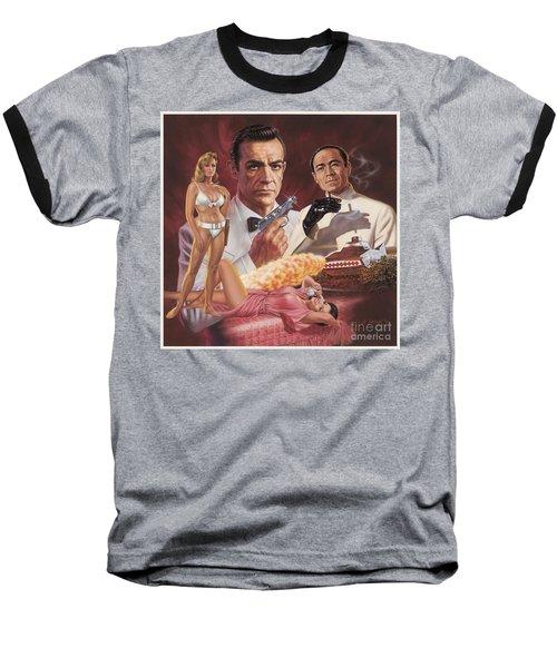 Dr. No Baseball T-Shirt