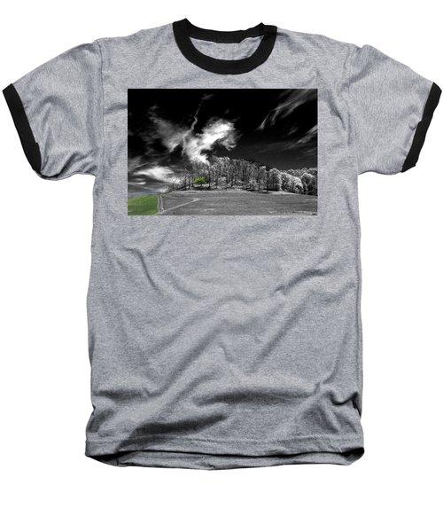 Dragon Cloud Baseball T-Shirt