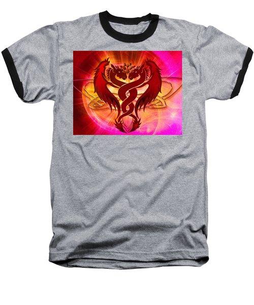 Dragon Duel Series 15 Baseball T-Shirt