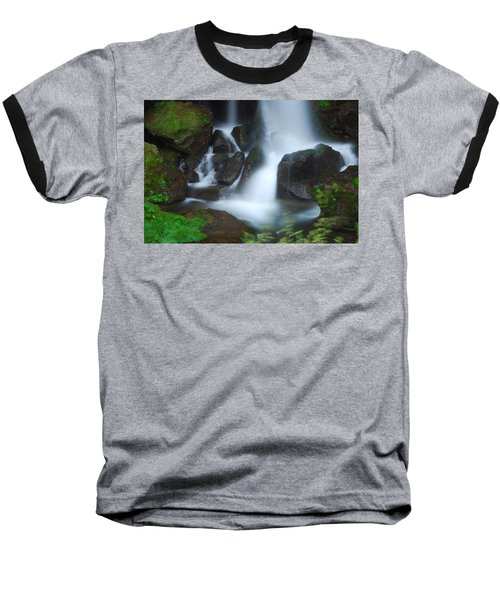 Dragon Head Falls Baseball T-Shirt
