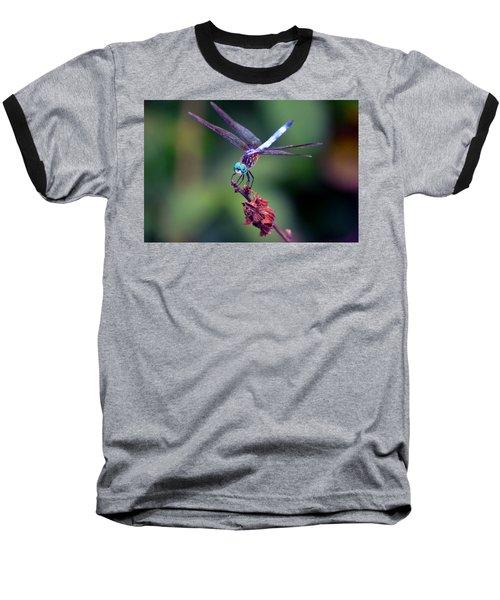 Dragonfly 2 Baseball T-Shirt