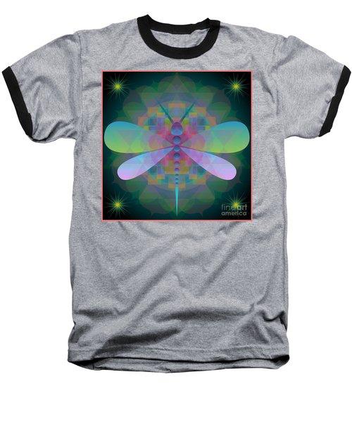 Dragonfly 2013 Baseball T-Shirt