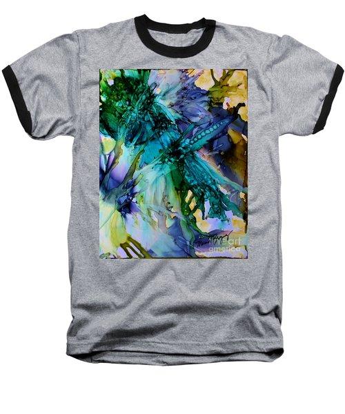 Dragonfly Dreamin Baseball T-Shirt